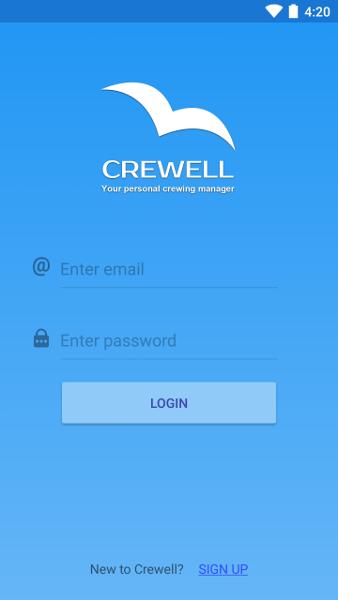 Crewell Mobile